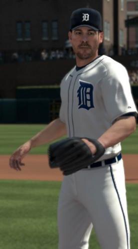 Justin Verlander MLB 2K11